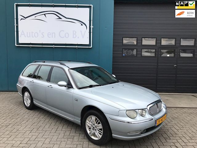 "Rover 75 Tourer 1.8 Club Clima 16"" Trekhaak Incl nw Apk 06-2020"