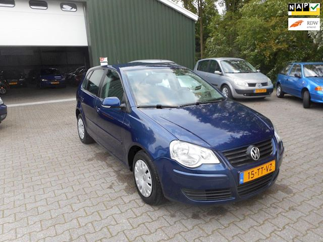 Volkswagen Polo 1.4 TDI Optive airco