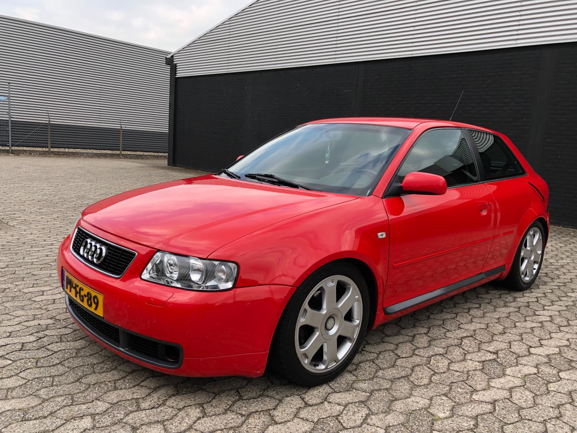 Audi A3 occasion - City Cars Breda
