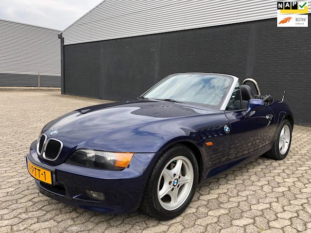 BMW Z3 Roadster occasion - City Cars Breda