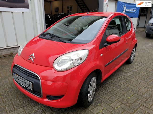 Citroen C1 1.0-12V Ambiance Full option!