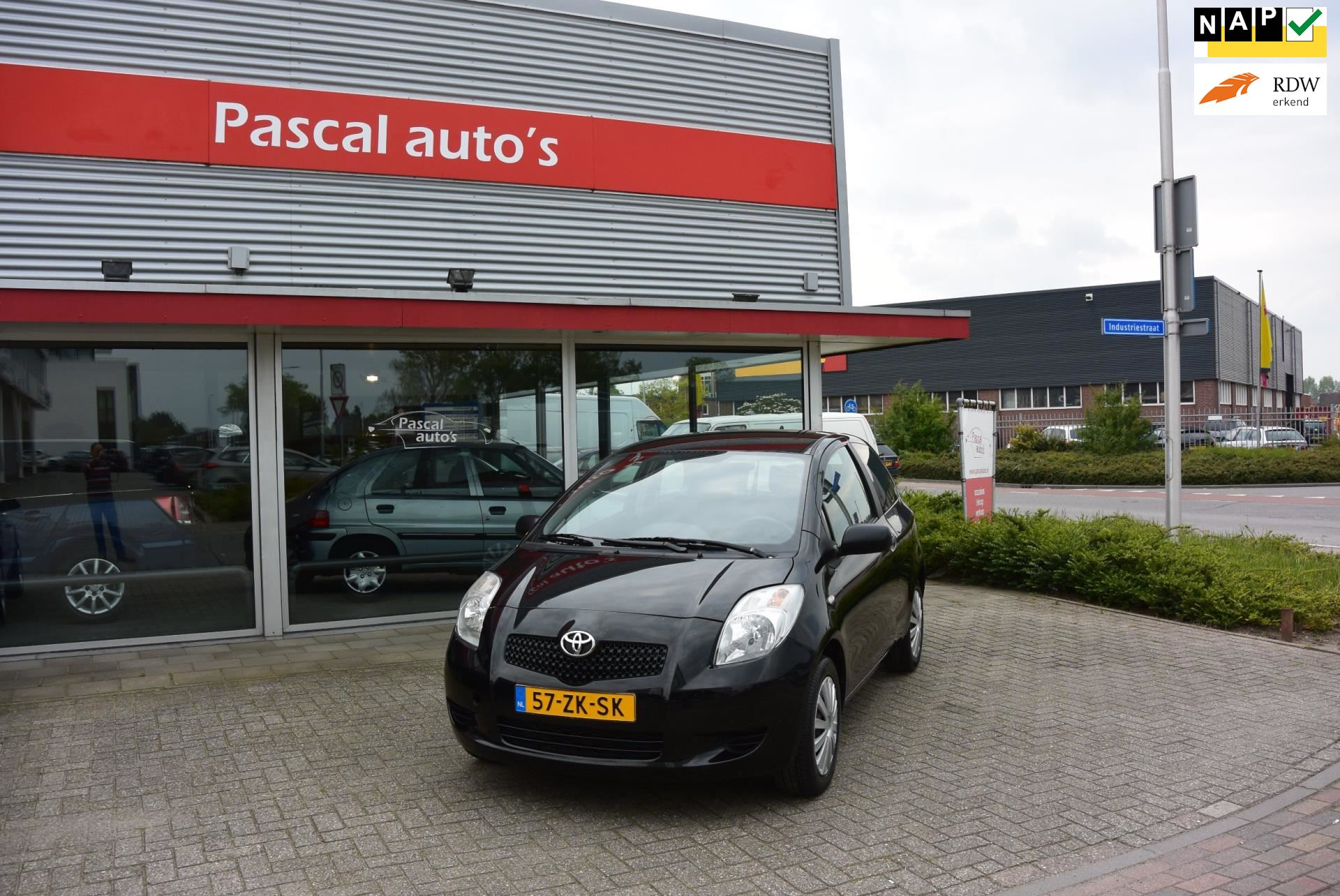 Toyota Yaris occasion - Pascal Auto's