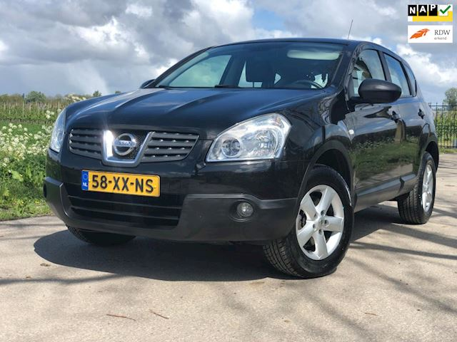 Nissan Qashqai occasion - De Graaf Automotive