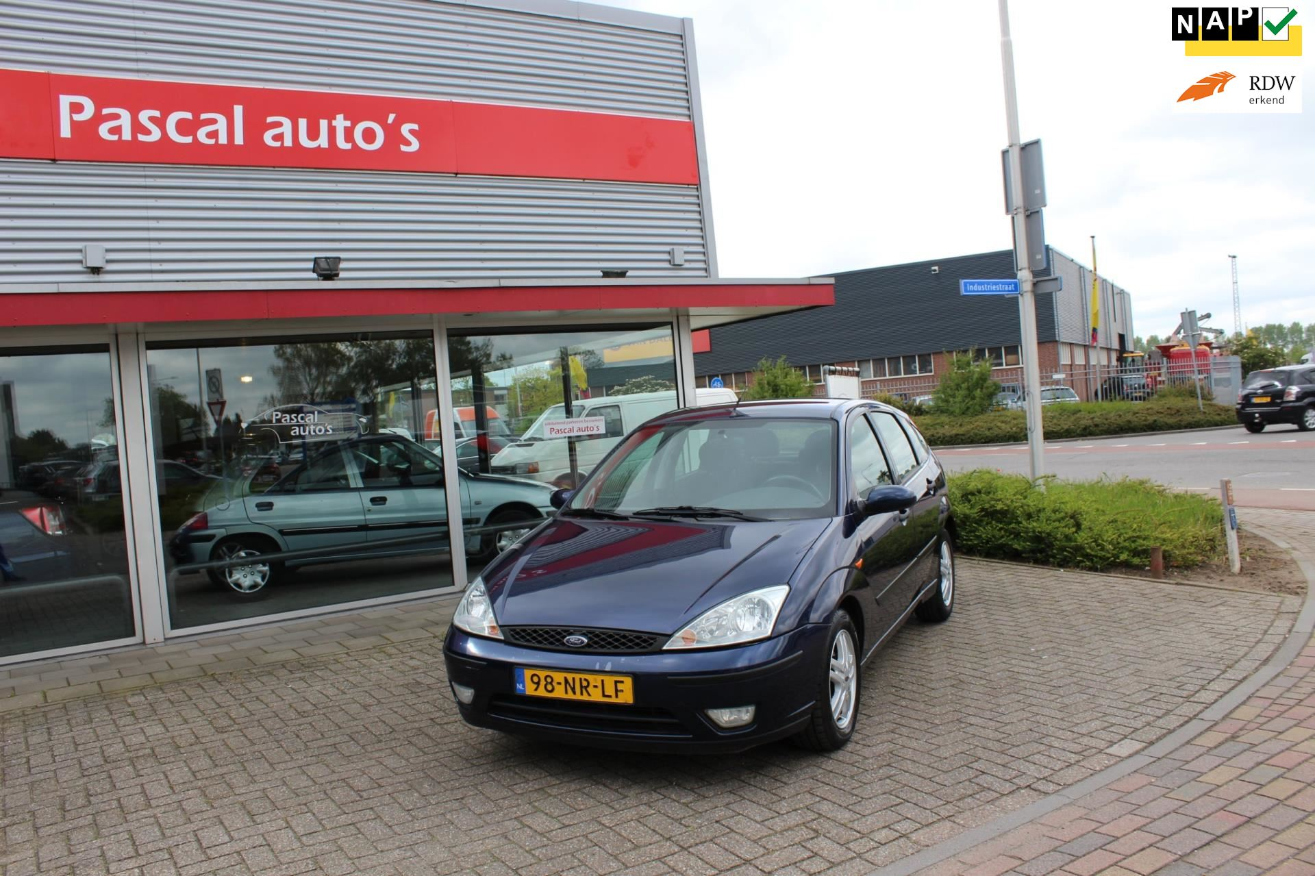 Ford Focus occasion - Pascal Auto's