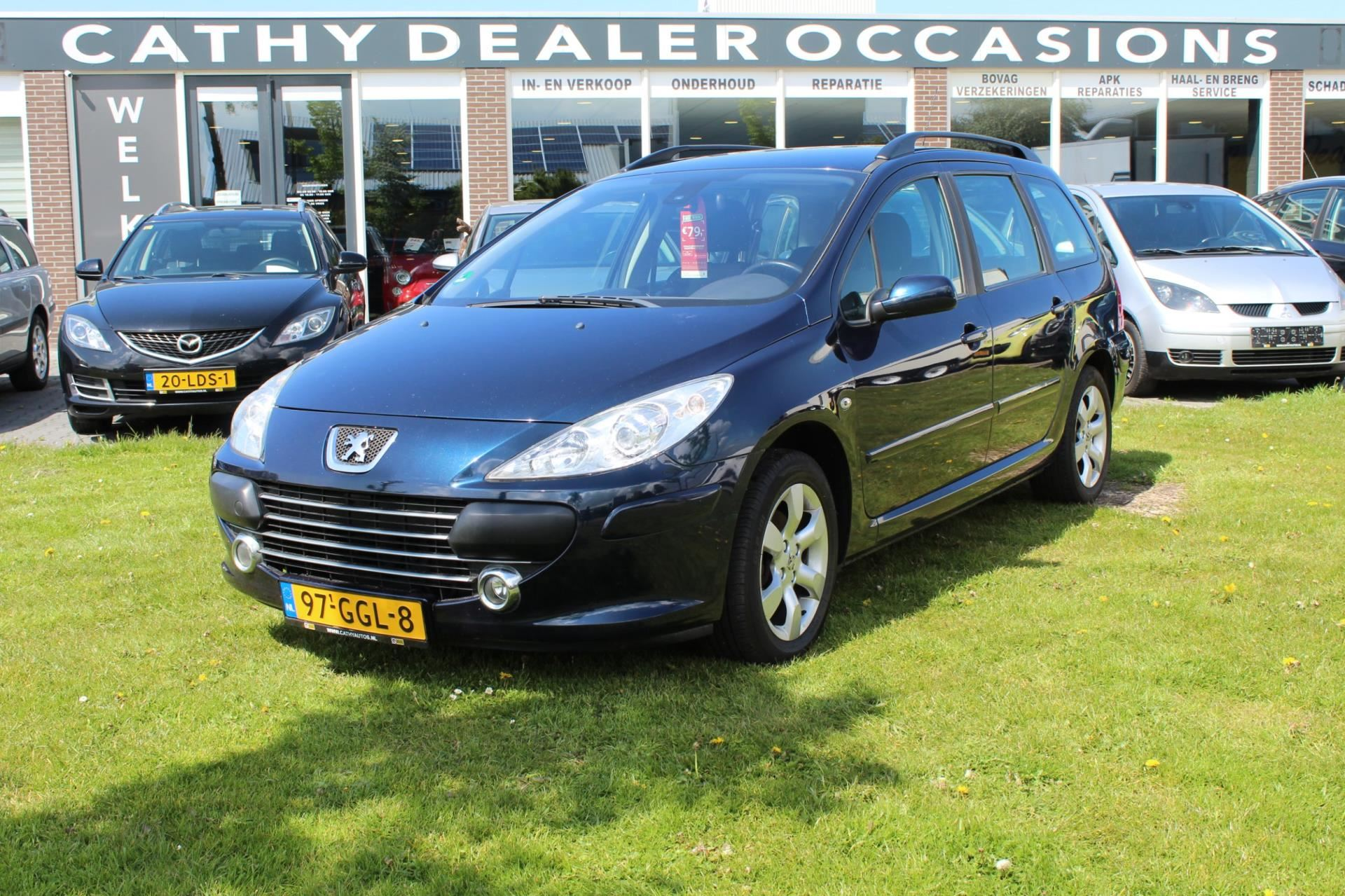 Peugeot 307 Break occasion - Cathy Dealer Occasions