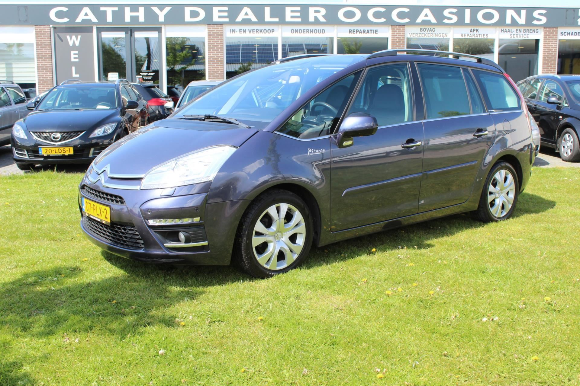 Citroen Grand C4 Picasso occasion - Cathy Dealer Occasions