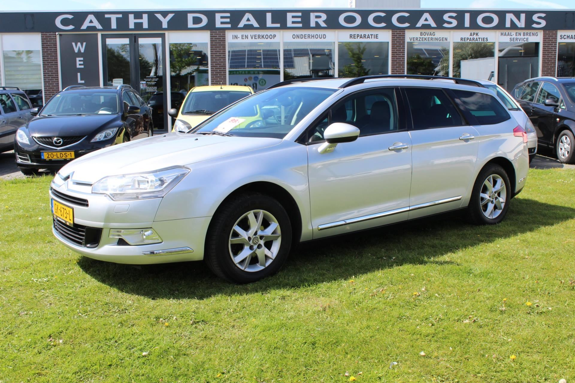 Citroen C5 Tourer occasion - Cathy Dealer Occasions