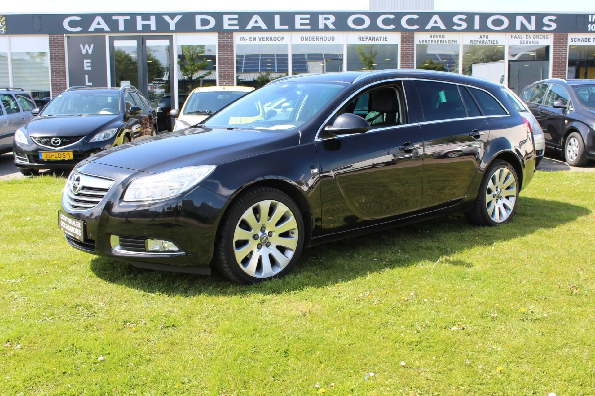 Opel Insignia Sports Tourer occasion - Cathy Dealer Occasions