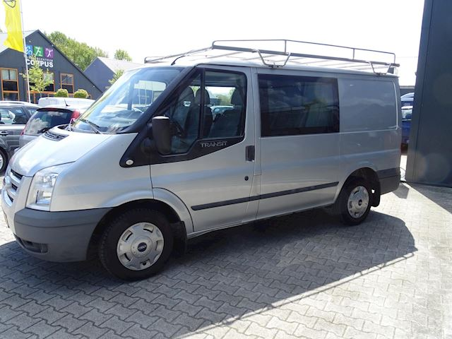 Ford Transit 260S 2.2 TDCI SHD DC DUBBEL CABINE