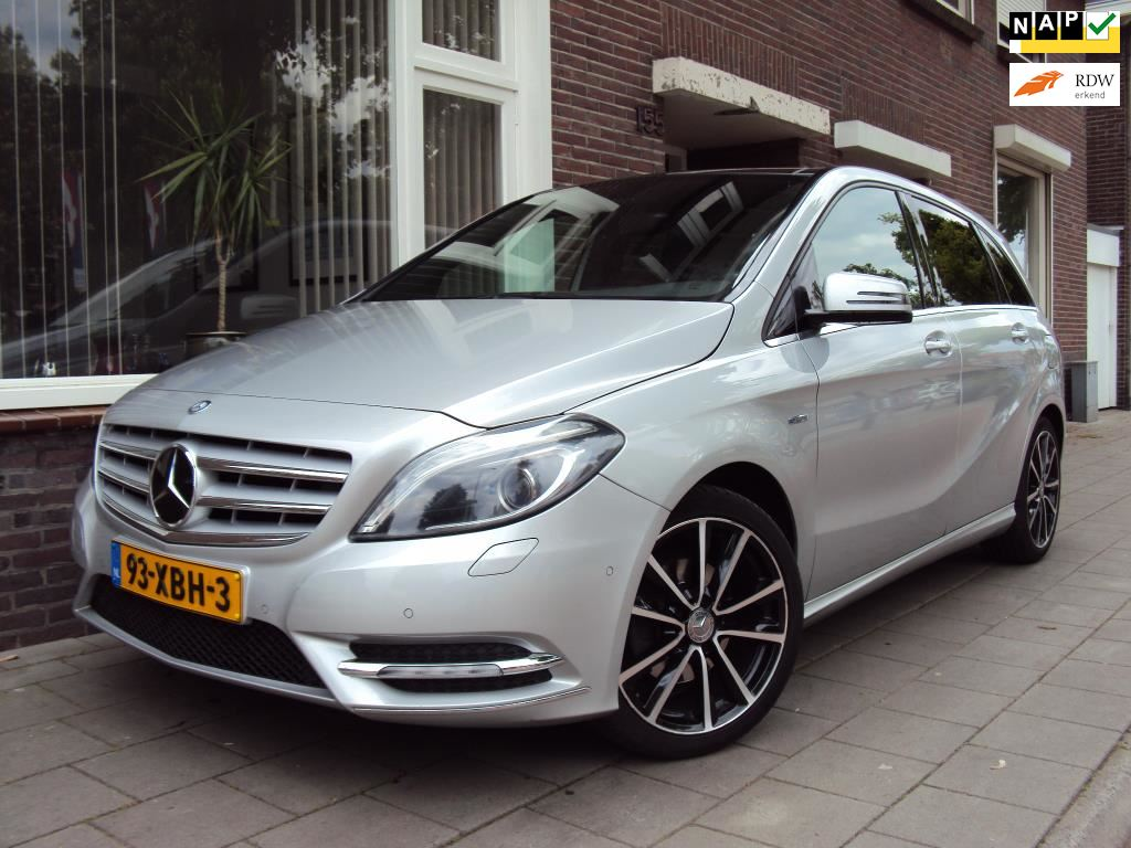 Mercedes-Benz B-klasse occasion - Behamo