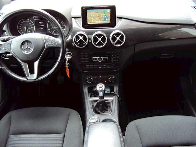 Mercedes-Benz B-klasse 200 Ambition Schuifdak Trekhaak Navi