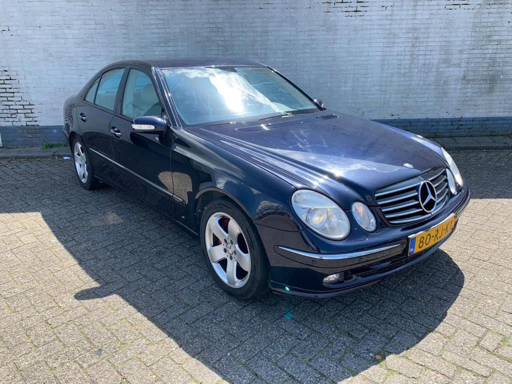 Mercedes-Benz E-klasse occasion - De Reus Auto's