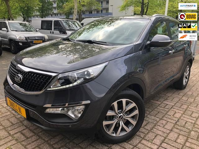 Kia Sportage 1.6 GDI ExecutiveLine Navi/Camera/Leer/Trekhaak