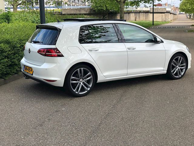 Volkswagen Golf 2.0tdi high executive plus 110kW dsg aut