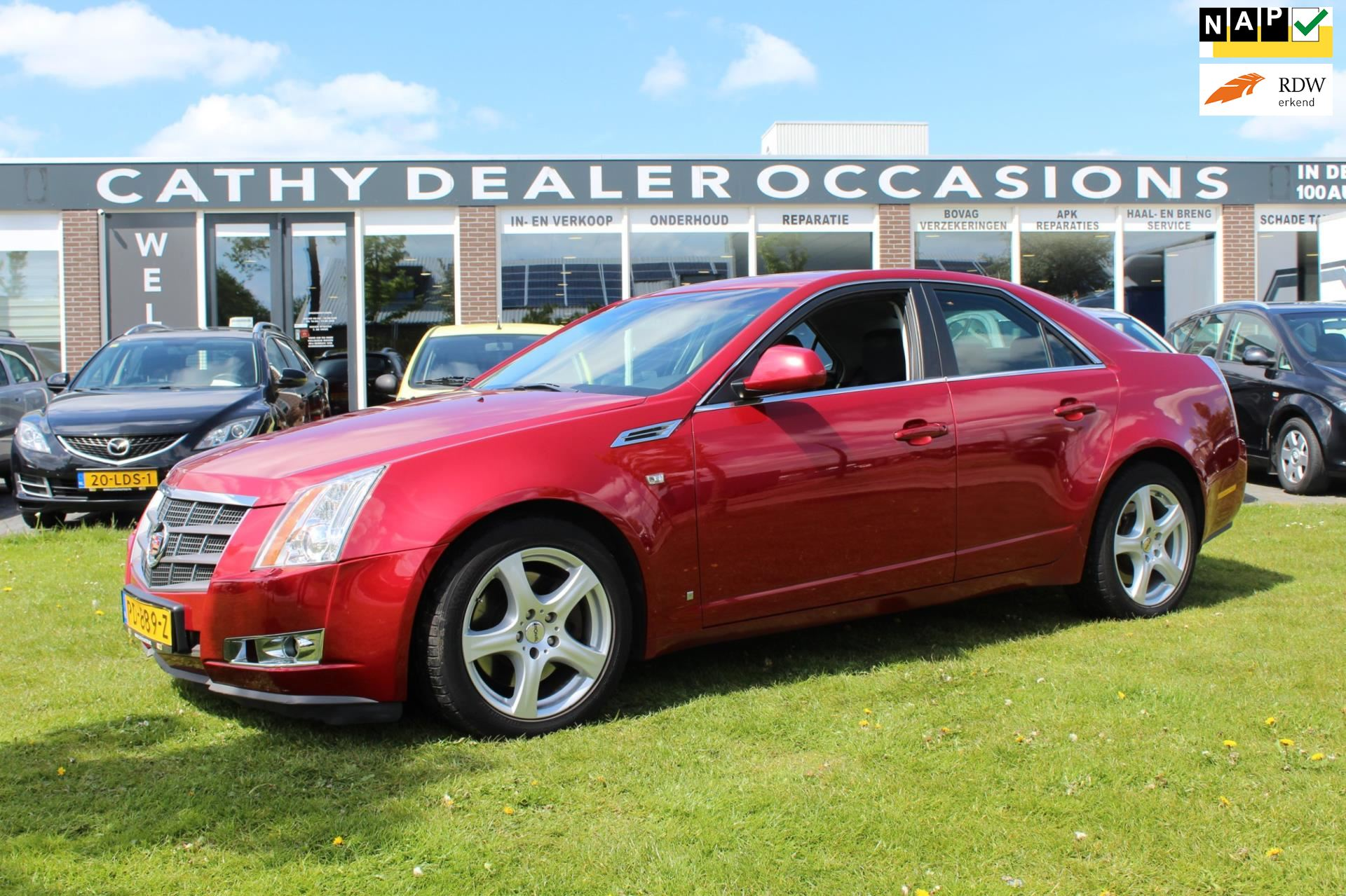 Cadillac CTS occasion - Cathy Dealer Occasions