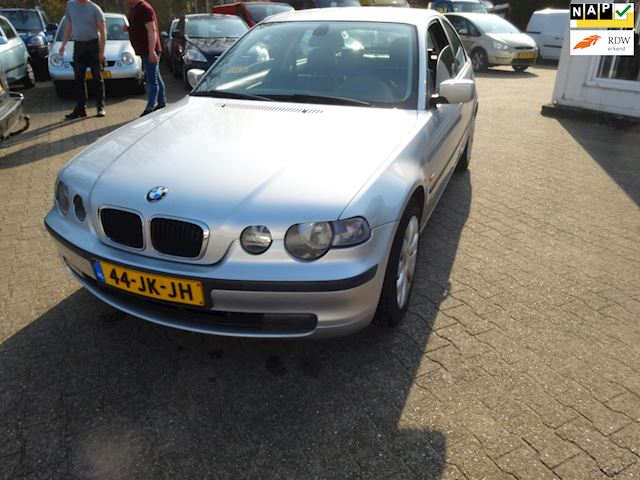 BMW 3-serie Compact 318ti Comfort Line Airco Boekjes N.A.P