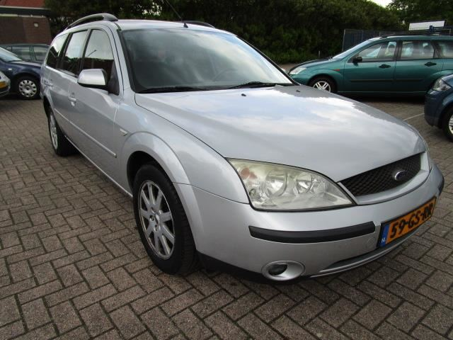 Ford Mondeo Wagon occasion - Teunisse Auto's