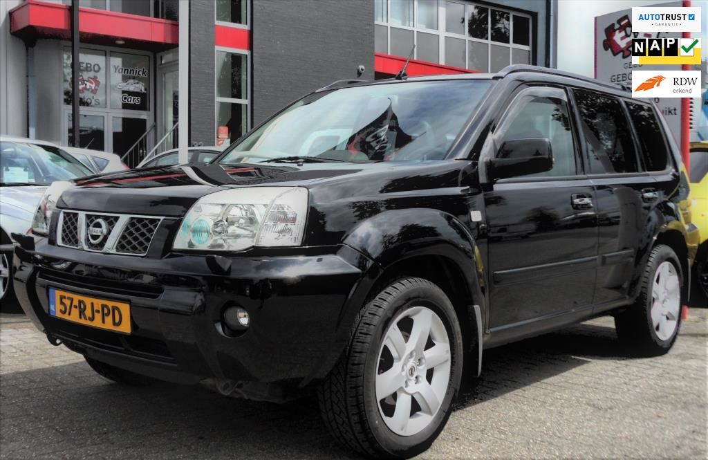 Nissan X-Trail occasion - Gebo Auto's