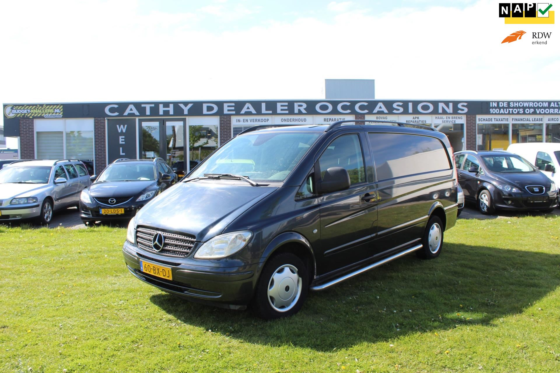 Mercedes-Benz Vito occasion - Cathy Dealer Occasions