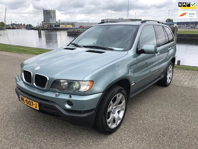 BMW X5 3.0i Executive Aut/Sport/LM/Youngtimer/nette auto