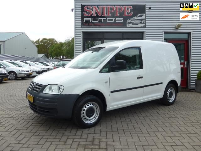 Volkswagen Caddy occasion - Auto Snippe