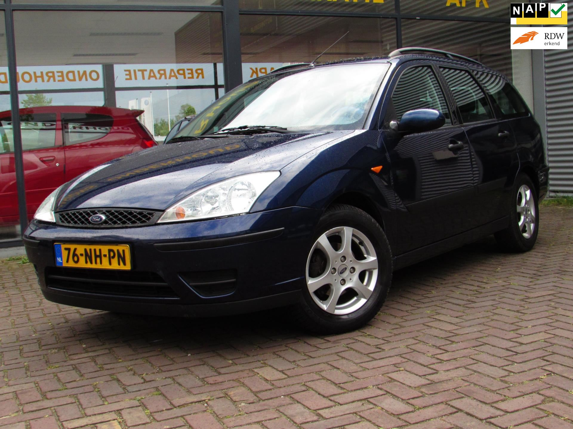 Ford Focus Wagon occasion - D&M Cars
