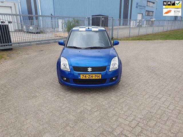 Suzuki Swift 1.3 D Exclusive