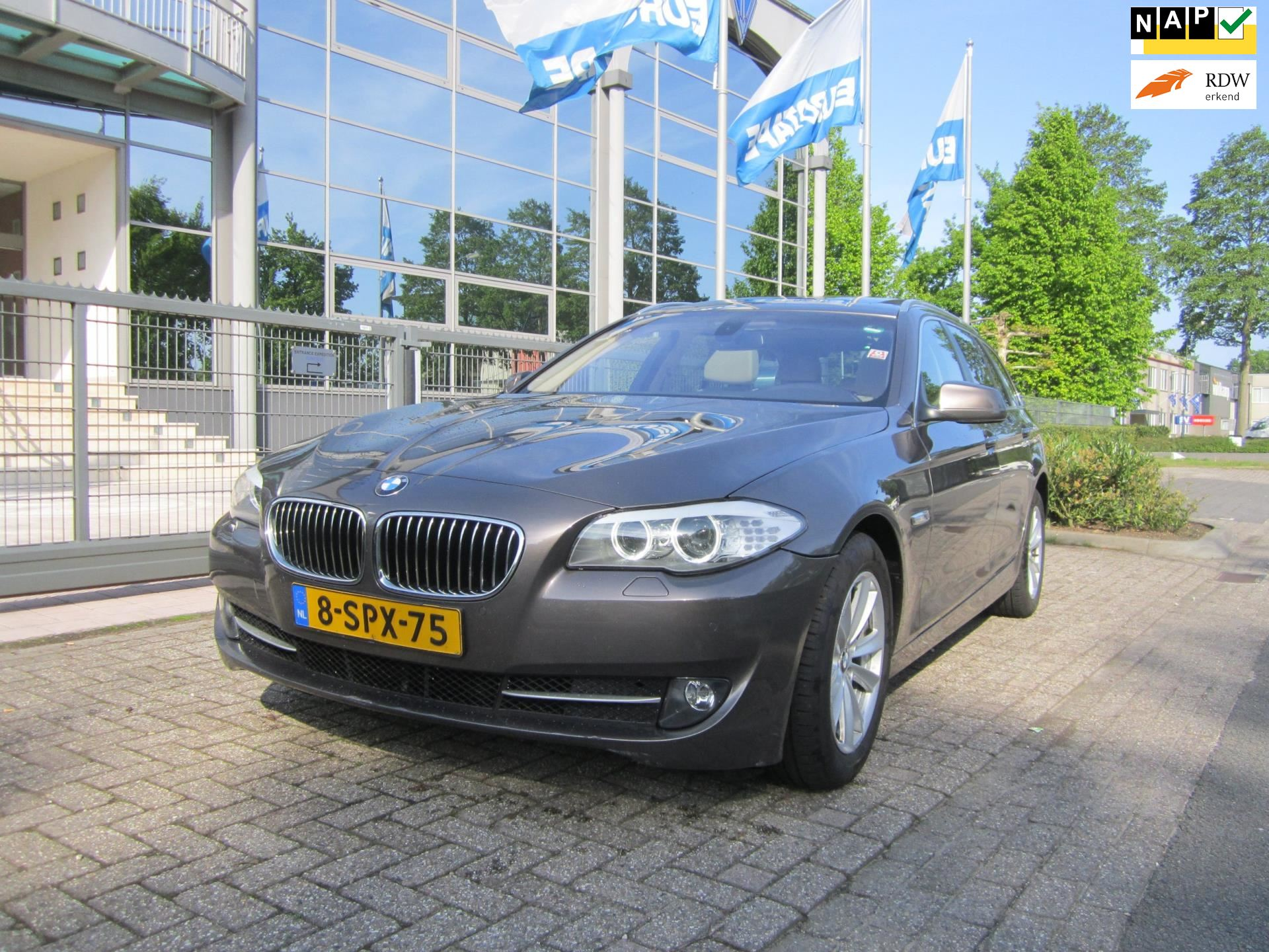 BMW 5-serie Touring occasion - HG Auto's