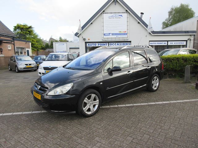 Peugeot 307 SW 1.6 HDiF Pack ?airco/luxe interierur apk