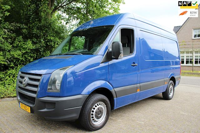 Volkswagen Crafter 32 2.5 TDI L2H2 MARGE BUS !!!!! automaat airco eleckt paket mooi nette bus