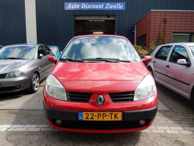 Renault Scénic 1.6-16V Authentique Basis - LPG G3 - Climate - Cruise - Navi