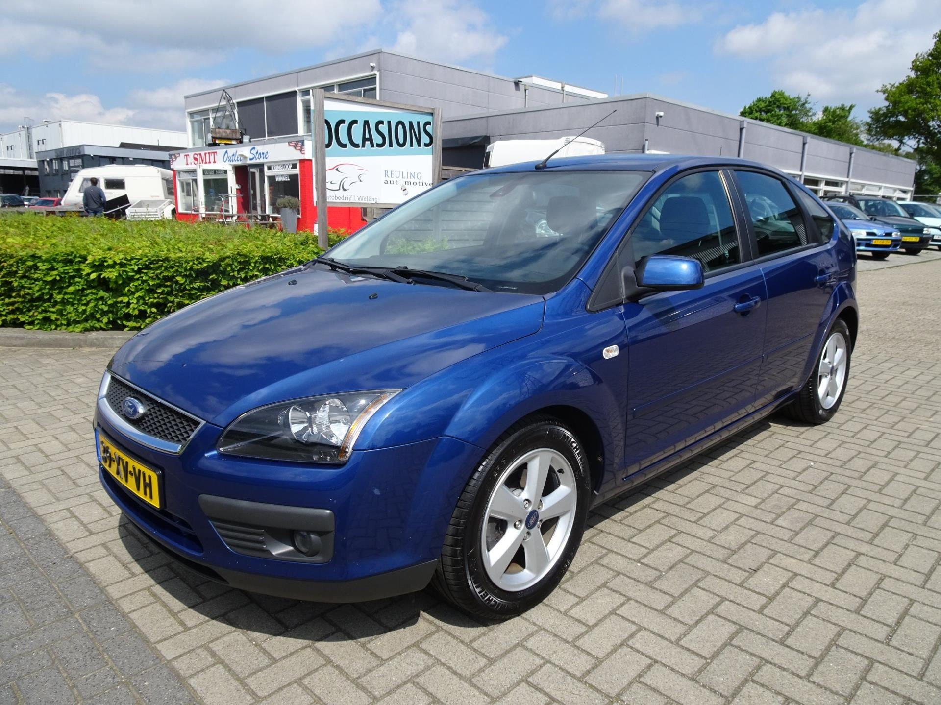 Ford Focus occasion - Autobedrijf J. Welling