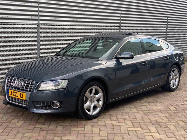 Audi A5 Sportback occasion - Van Den Eijnden Auto's