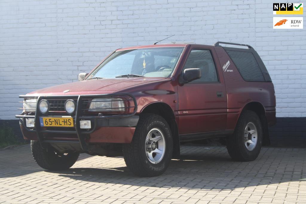 Opel Frontera occasion - Bizar Auto's Import & Export