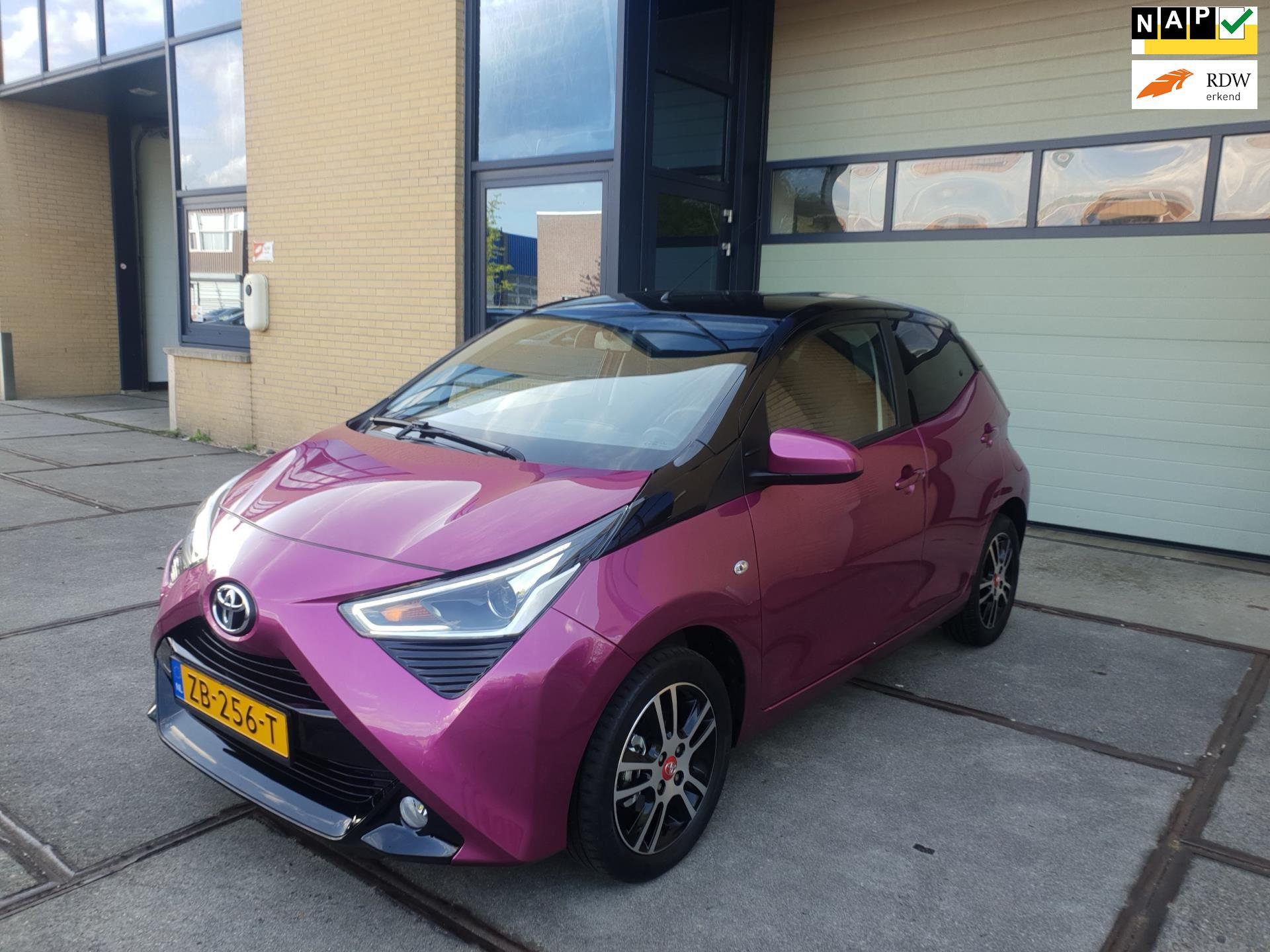 Toyota Aygo occasion - Autobedrijf Aksa