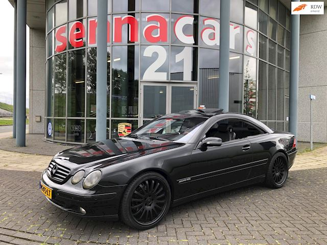 Mercedes-Benz CL-klasse 500 - AMG - 20 inch - Black Edition