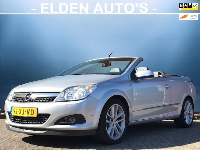 Opel Astra TwinTop occasion - Eldenauto's