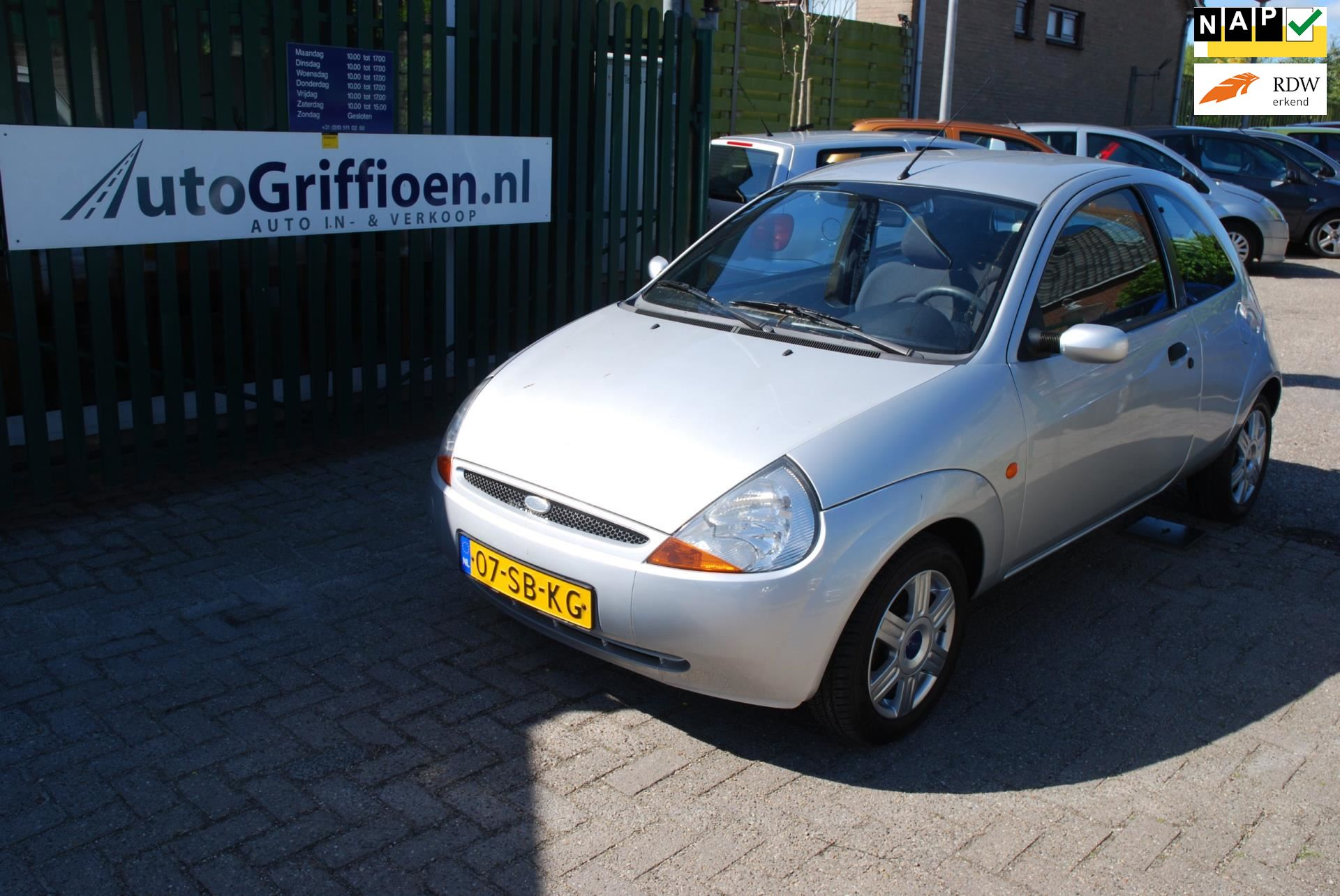 Ford Ka occasion - Auto Griffioen B.V.