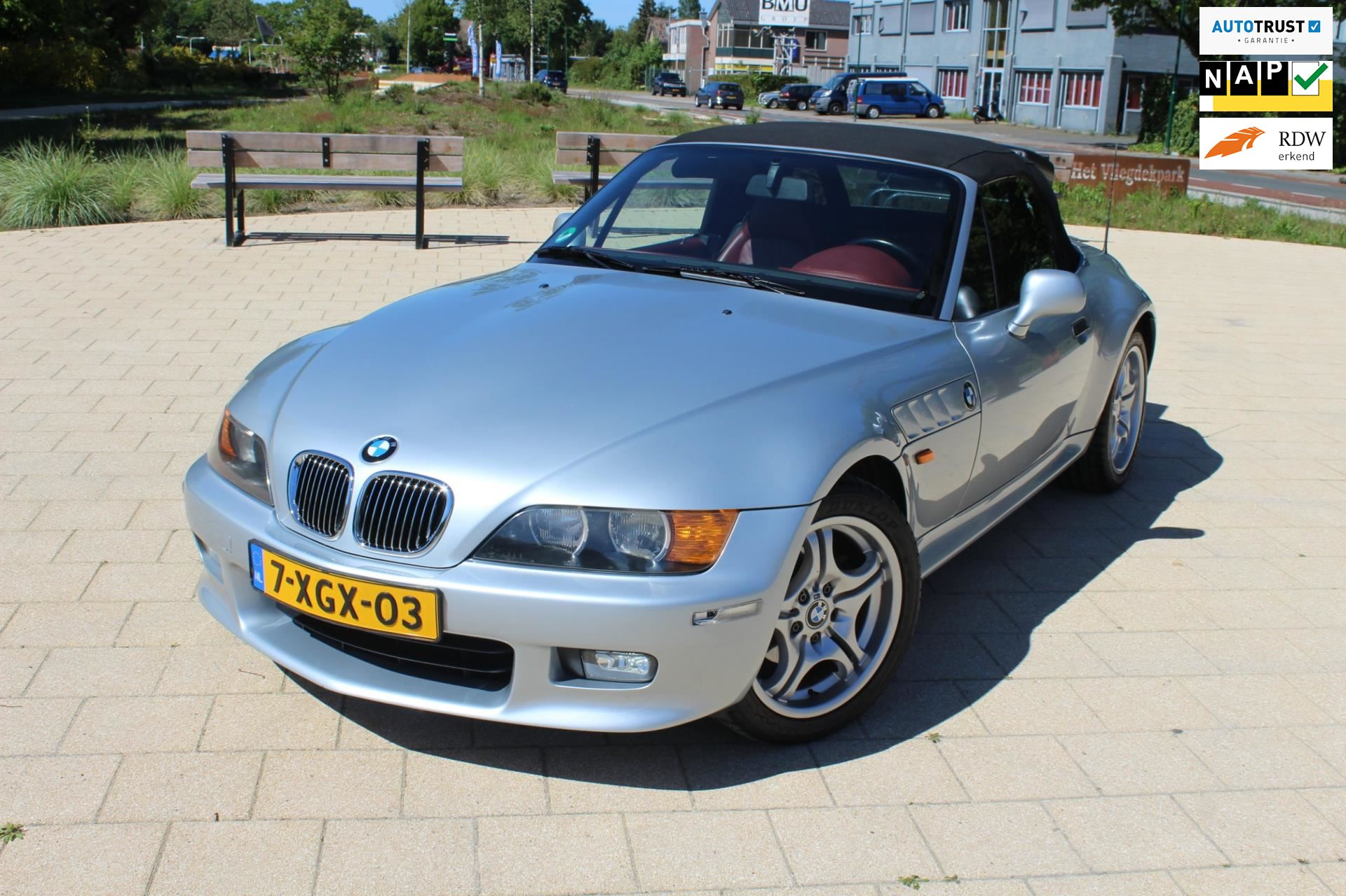 BMW Z3 Roadster occasion - Schmitz Autos