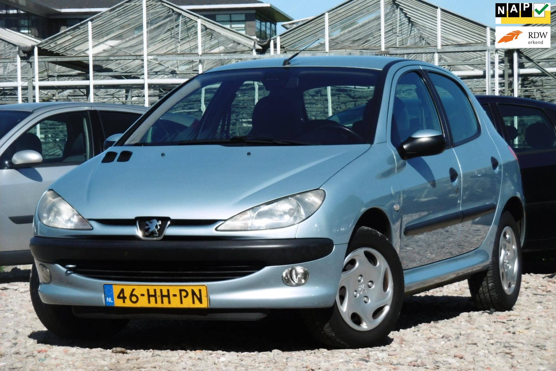 Peugeot 206 occasion - Dunant Cars