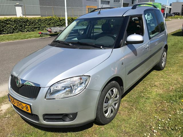 Skoda Roomster 1.4 TDI Tour EXCL.BPM ONLY FOR EXPORT, NEW ENGINE