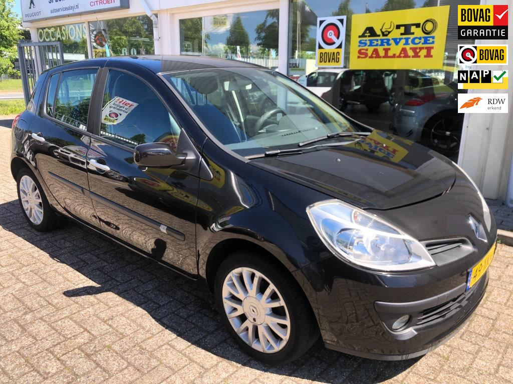Renault Clio occasion - Autoservice Salayi