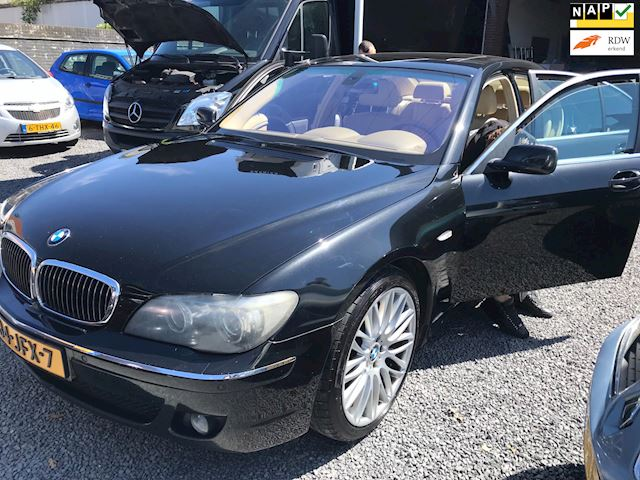 BMW 7-serie 730d Vol opties