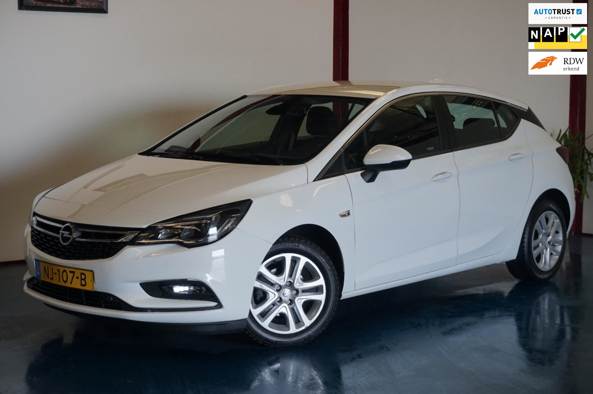 Opel Astra occasion - Euromast Auto's