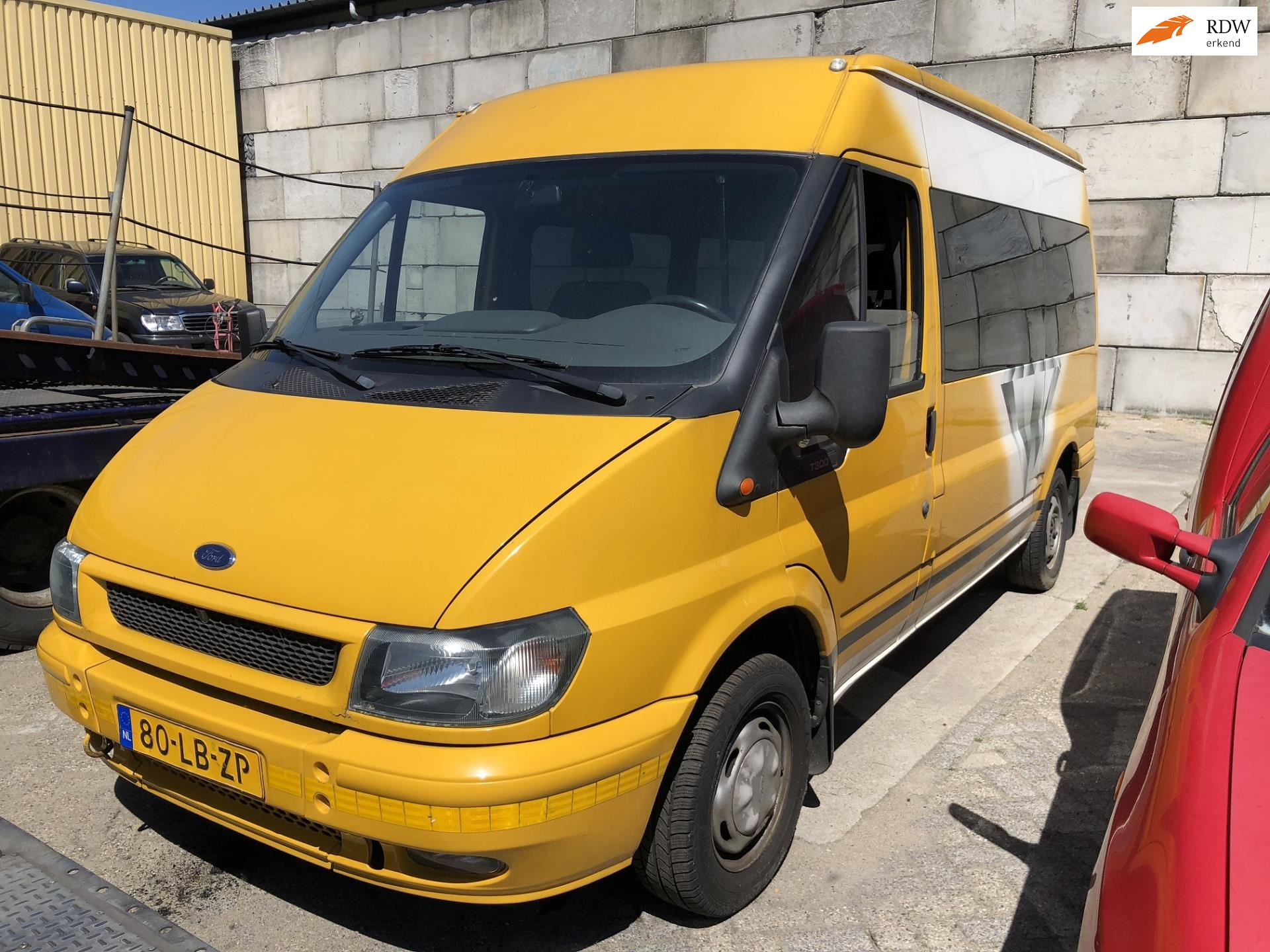 Ford Transit Kombi occasion - A2 Auto's
