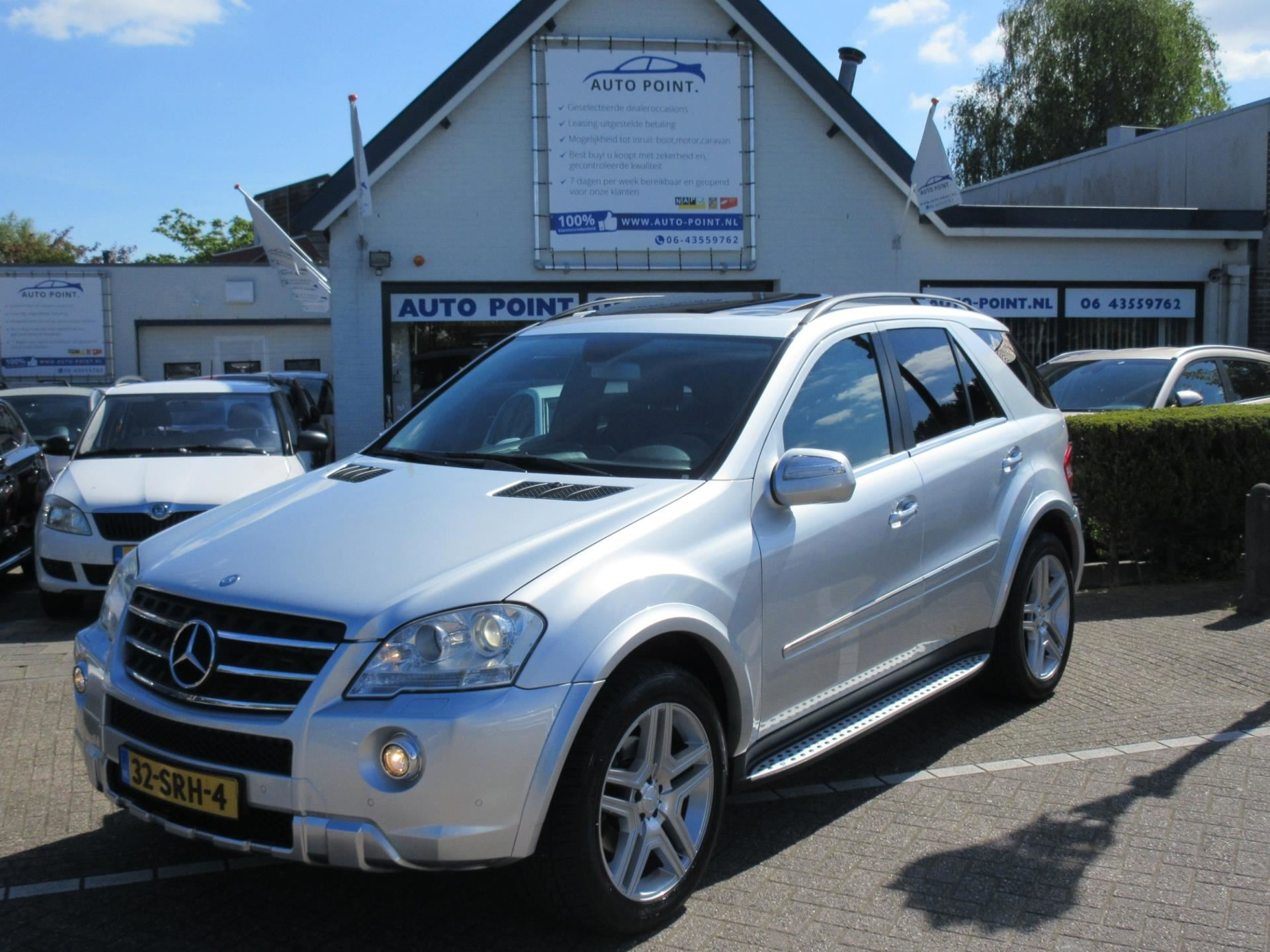 Mercedes-Benz M-klasse occasion - Auto Point