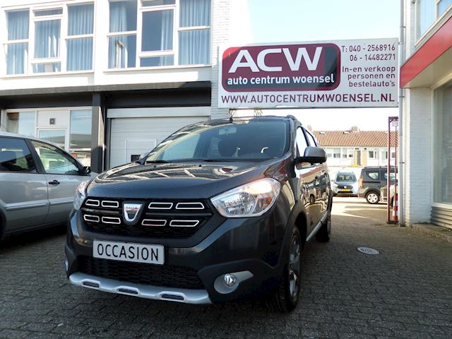 Dacia Lodgy Stepway 7 persoons
