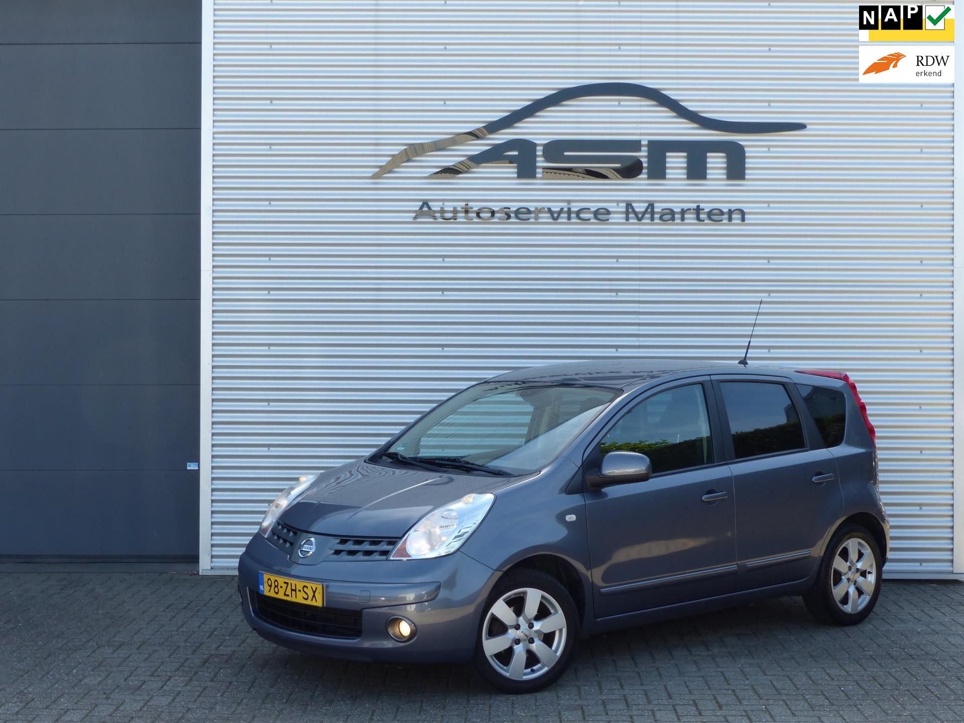 Nissan Note occasion - ASM Autoservice Marten