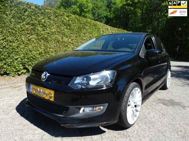 Volkswagen Polo 1.2 TDI BlueMotion Comfortline rijd perfect koopje!!