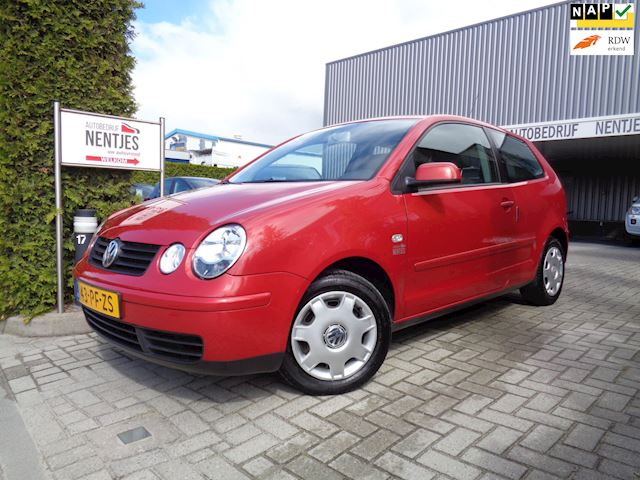 Volkswagen Polo 1.4-16V Athene | Cruise-control|Airco|NWE Distr. Riem!